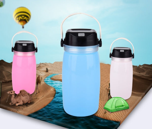 Solar Energy Water Bottle, It's More Than What You Think