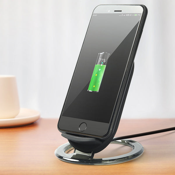 Faster Dual-Coil Wireless Charging Stand - Get More Efficient!