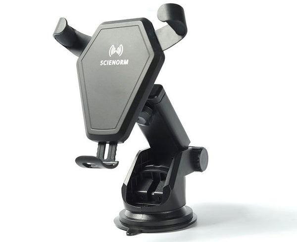 Ultra Adjustable Car Mount With Wireless Charging