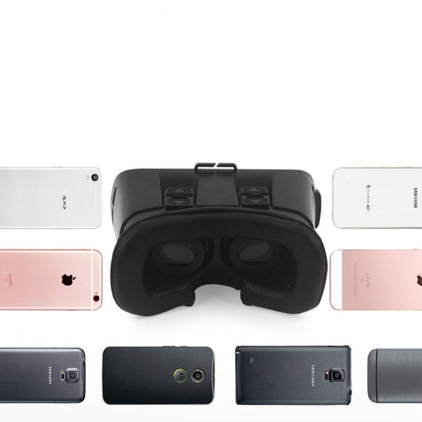 3D Virtual Reality Glasses for Smartphone