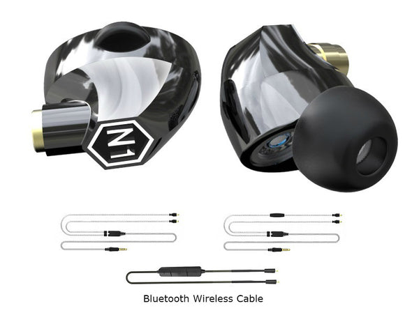 Upgraded Version Best Dual-Driver Wire & Wireless HIFI Earphones For Music Lovers