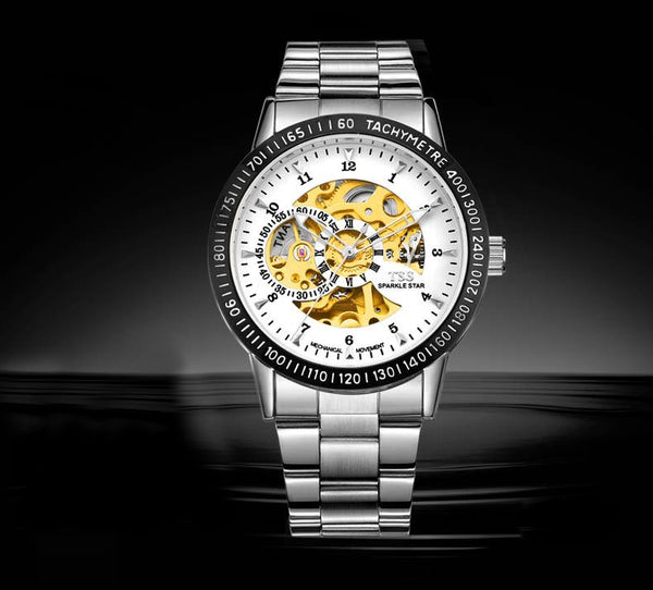 Premium Rebellious Luxury Mechanical Watch with Irresistible Price