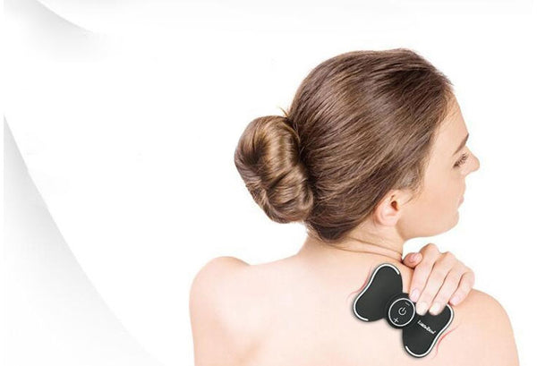 Wireless Mini TENS Massager - Instant Relief with A Touch