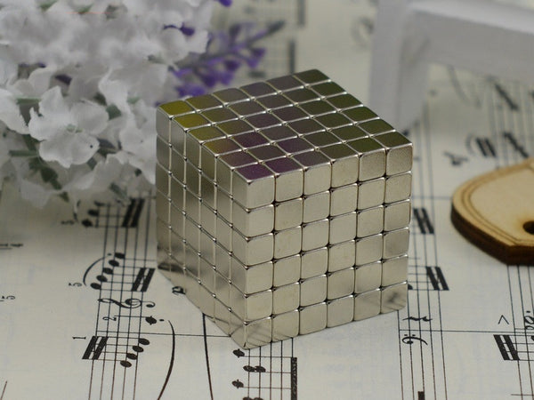 The Most Amazing 216 Magnetic Cube to Make Any Shapes