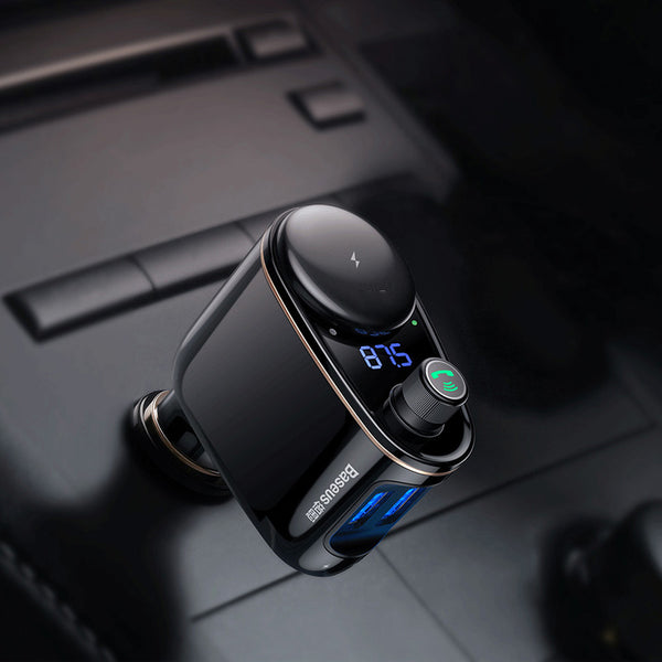 2-in-1 Bluetooth Speaker & Car Charger to Make Your Trip More Pleasant