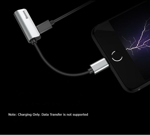 The Most Amazing Lightning Audio and charge adapter for iPhone 7/7plus