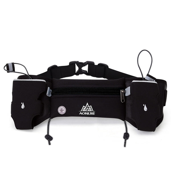 Carry All Your Gear on the Go in Pocketed Storage Belt