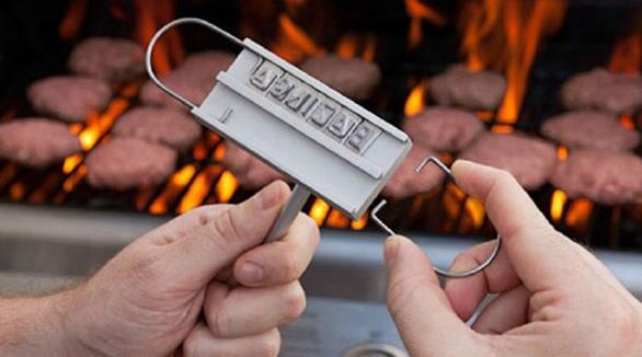 Make Your BBQ Treat More Personalized with Custom Branding Iron