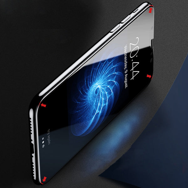 Best Double-sided Full-Protection 3D Tempered Glass Screen Protectors for iPhone X