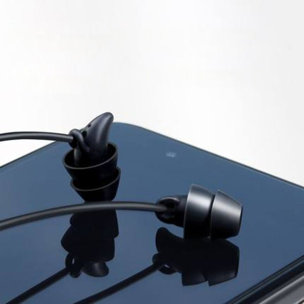 In-Ear Hi-Fi Noise Cancelling Sleep Headphones with High Quality Sound & Sleep Aid Soft Earphones, For Work, Study & Sleep