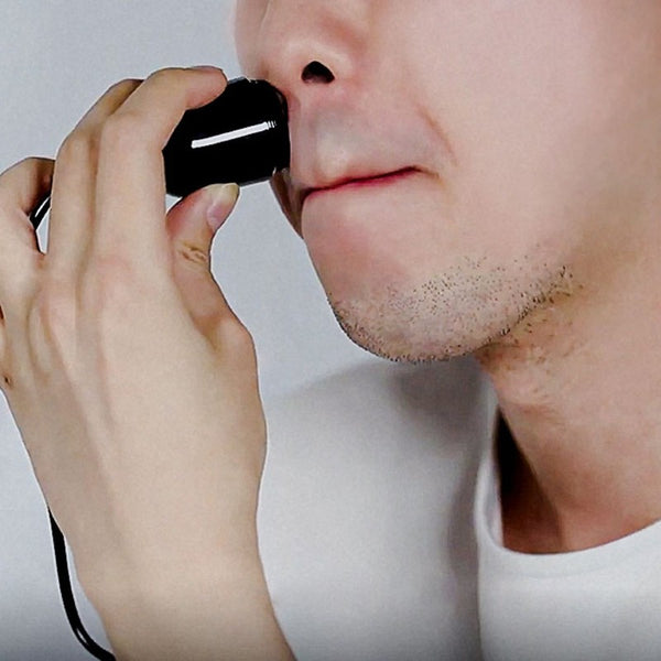 Portable Mini Electric Shaver, with Magnetic Adsorption, Sharp Blade, Integrated Design and Durable Motor, for Home & Travel