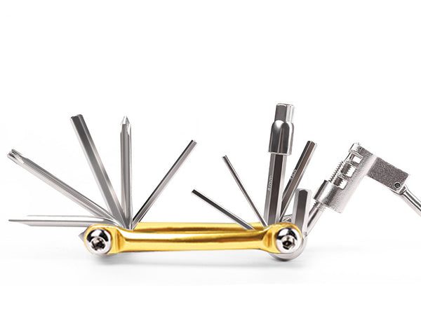 Fix More and Carry Less with 11-in-1 Pocket-friendly Stainless Steel Multitool