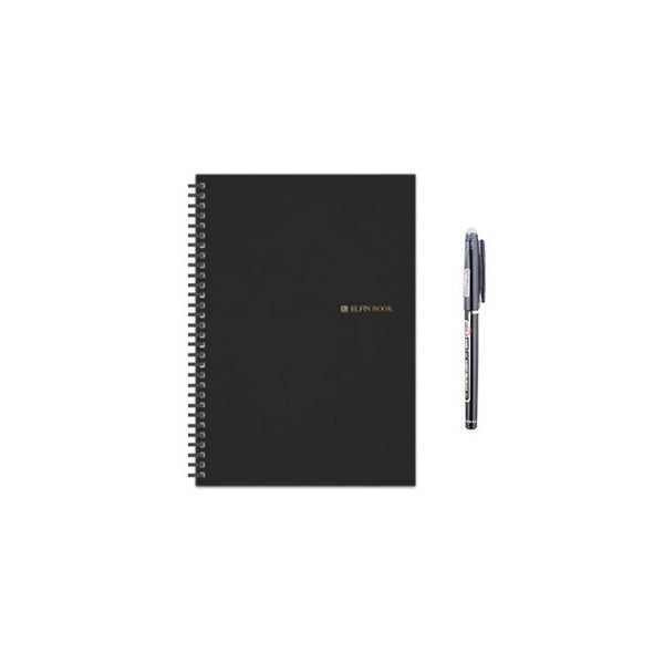 The Endlessly Reusable Cloud Connected Notebook - Create, Erase and Microwave