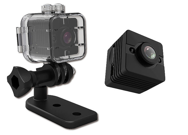 Super Mini Multi-Functional DV Camera At Your Fingertips - Record Life Anywhere Anytime
