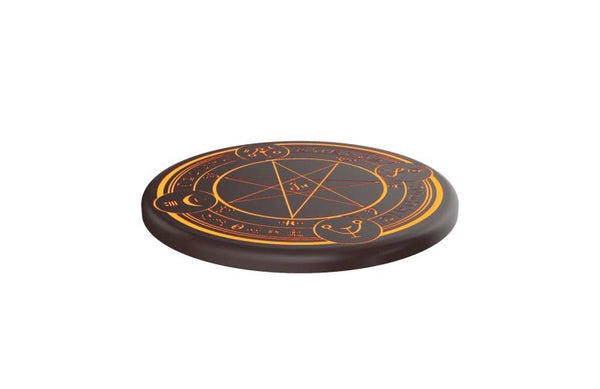 Magic Circle Wireless Charger with True Nature Revealed