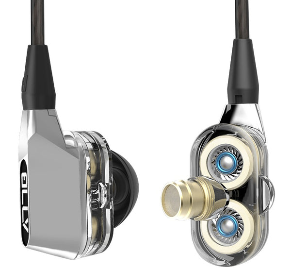 The Best & Most Affordable Dual-Driver HIFI Earphones For Music Lovers