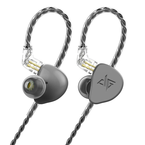 HiFi In-ear Headphones, with High-quality Sound, Changeable Cable Design, Mounting Ear Design & Ergonomics, for Sports, Study & More