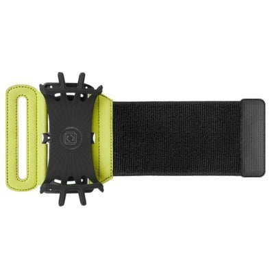 A Simple and Rotatable Workout Wristband - Just Rely on Your Phone for Fitness