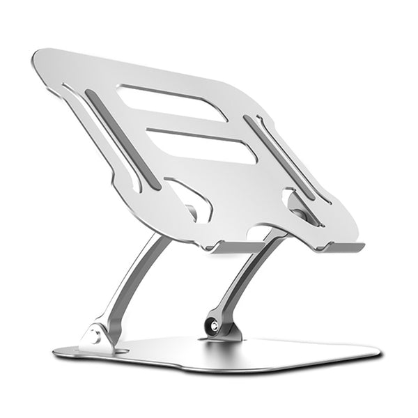 Laptop Stand, with Foldable & Height Adjustable Design, Fit for Laptops within 17.3""