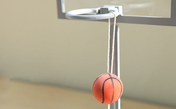 Shoot a Basketball Perfectly on the Go