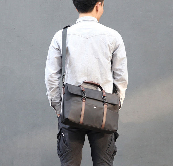 2-way Briefcase to Make You Look Like a True Professional