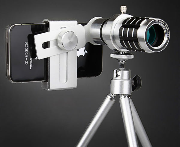 Best Universal Metal High-definition Mobile Phone Telescope for Photography Lovers