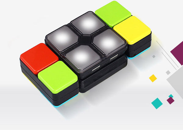Unleash Your Inner Rockstar and Einstein with Magic Cube