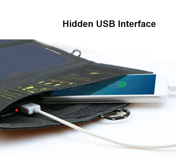 Third Generation Portable Folding Solar Charger
