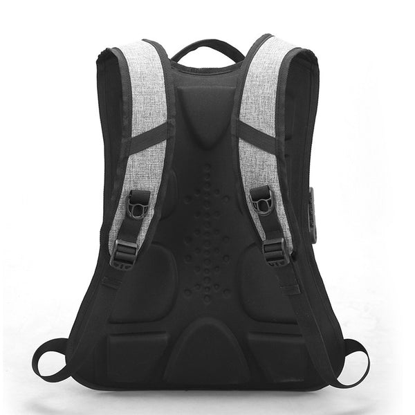 Run Commute Comfortably and Safely with Anti-theft Backpack