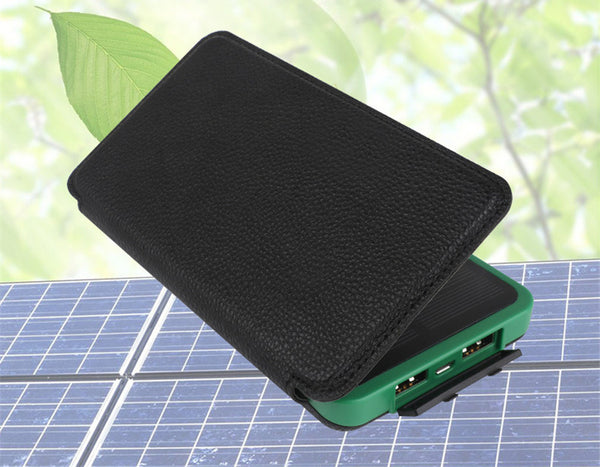 Portable & Waterproof 24000mAh Solar Power Bank For Smart Phones, Tablets and More