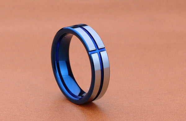 Most Durable & Stylish Tungsten Ring for Men