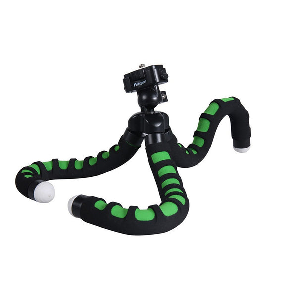 The Most Convenient Adjustable Tripod Inspired by Octopus