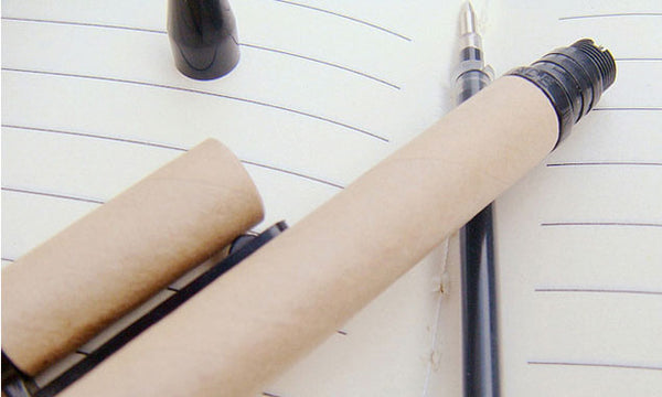 Save Trees with Recyclable & Recycled Kraft Paper Gel Pen