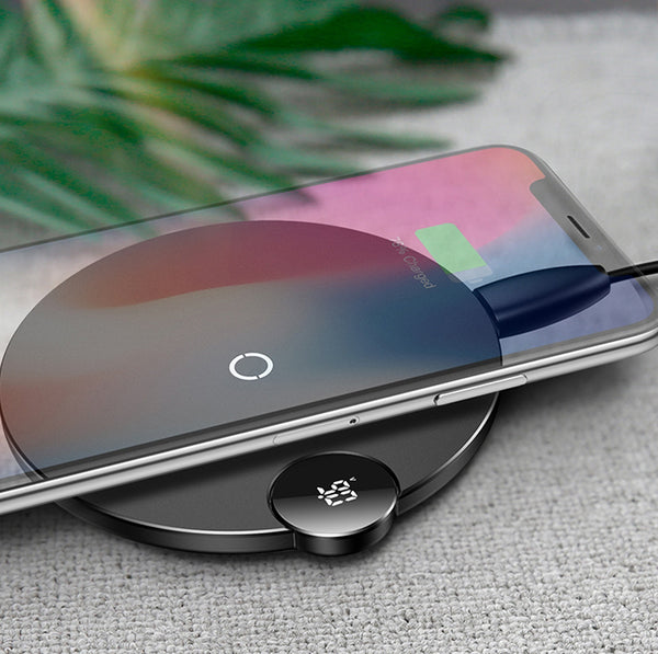 Wireless Charger to Reveal Secretes & Mysteries of Charging