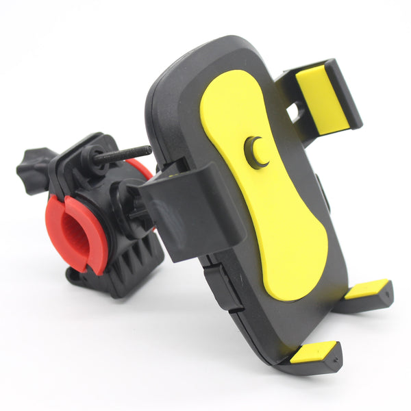 Universal Phone Mount for Cycling and Motorcycling - Ride around with Ease