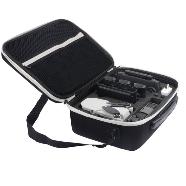 Lightweight, Portable & Easy-Carrying Case with EVA Hard Shell, Compatible with DJI Mavic Mini Drone