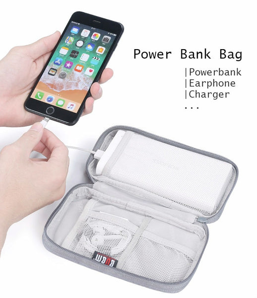Power Bank Bag -- Everything Needs A Home