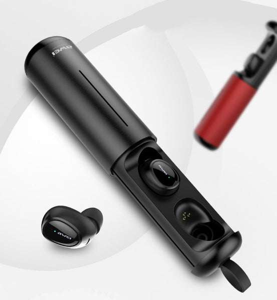Total & True Wireless Bluetooth 5.0 Earphones with Charging Case