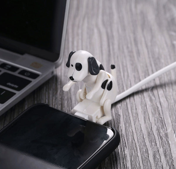 Charge-and-sync Cable to Bring A Humorous Touch to Your Daily Life