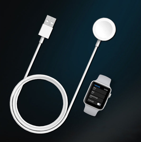 One Snap to Charge Your Apple Watch Forgivingly