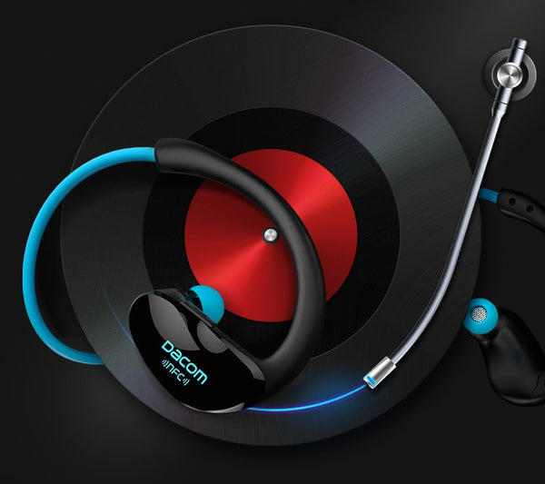 The Most Affordable Lightest Hi-Fi Sports Wireless Headphone