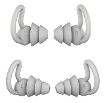 Professional Super Soundproofing Earplugs With Stable Structure & Comfortable Fit, For Sleeping, Learning and Working