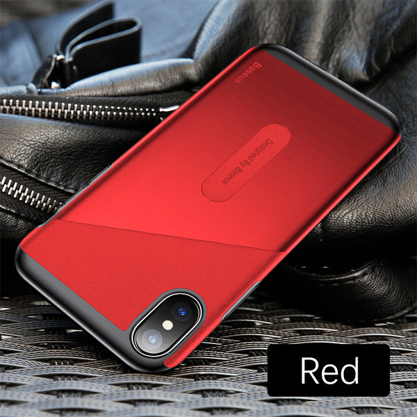 Multifunctional & Shockproof Card-carrying iPhoneX Case - Travel Light & Pack Light