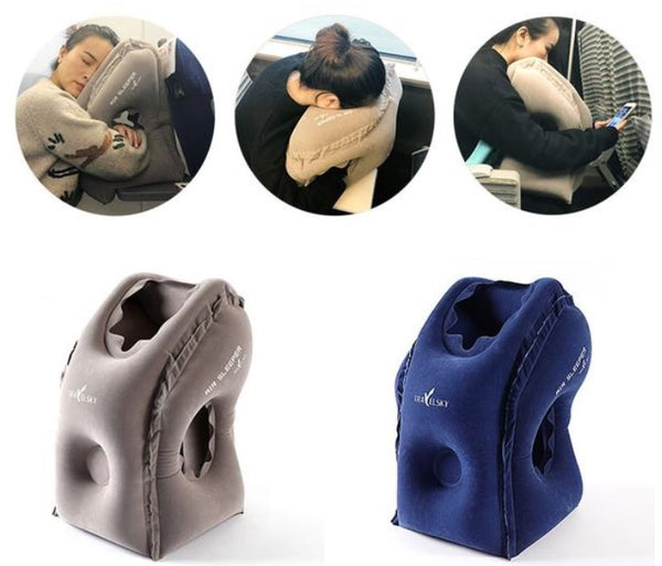 Go To Sleep Anytime Anywhere With Ultimate Nap Pillow