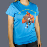 Ladies' Cool & Dry Sport Tommy the Turkey Tee Shirt