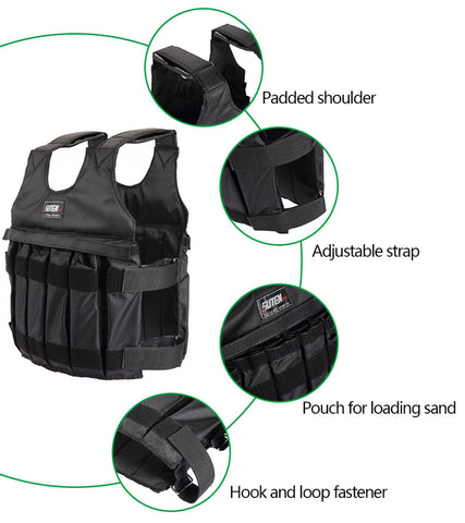 Loading Weighted Vest