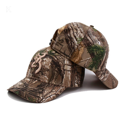 Hunting Camouflage Jungle Cap