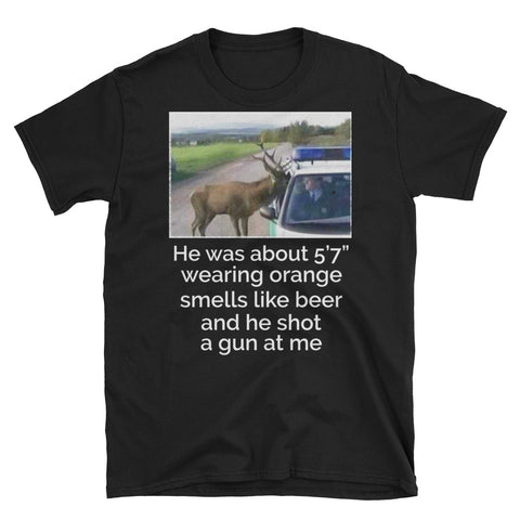 Deer Meme  T-Shirt