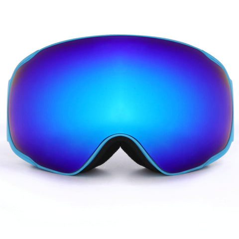 Be Nice - Protection Multi-Color/double anti-fog skiing eye wear