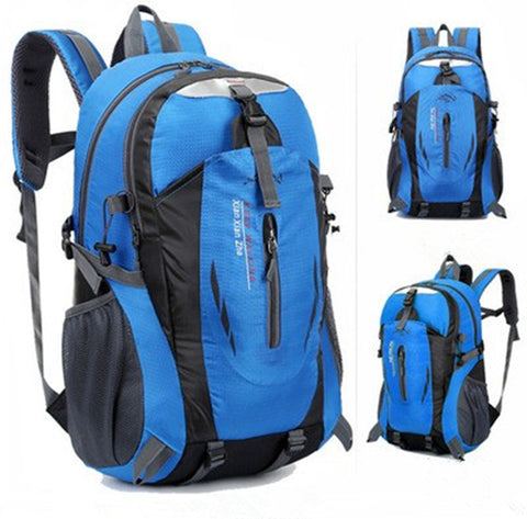 Oxford Waterproof Backpack